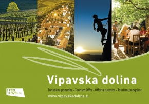 Tourism Providers in the Vipava Valley