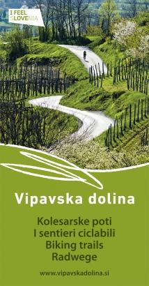 Kolesarske poti Vipavska dolina