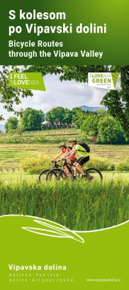 Bicycle Routes through the Vipava Valley, si-en